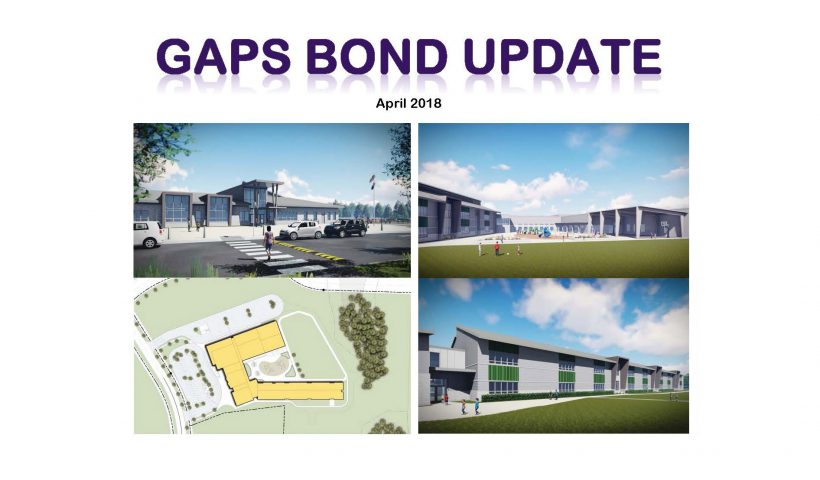 GAPS Bond Update