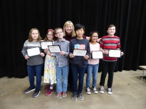North Albany Elementary Academic All-Stars
